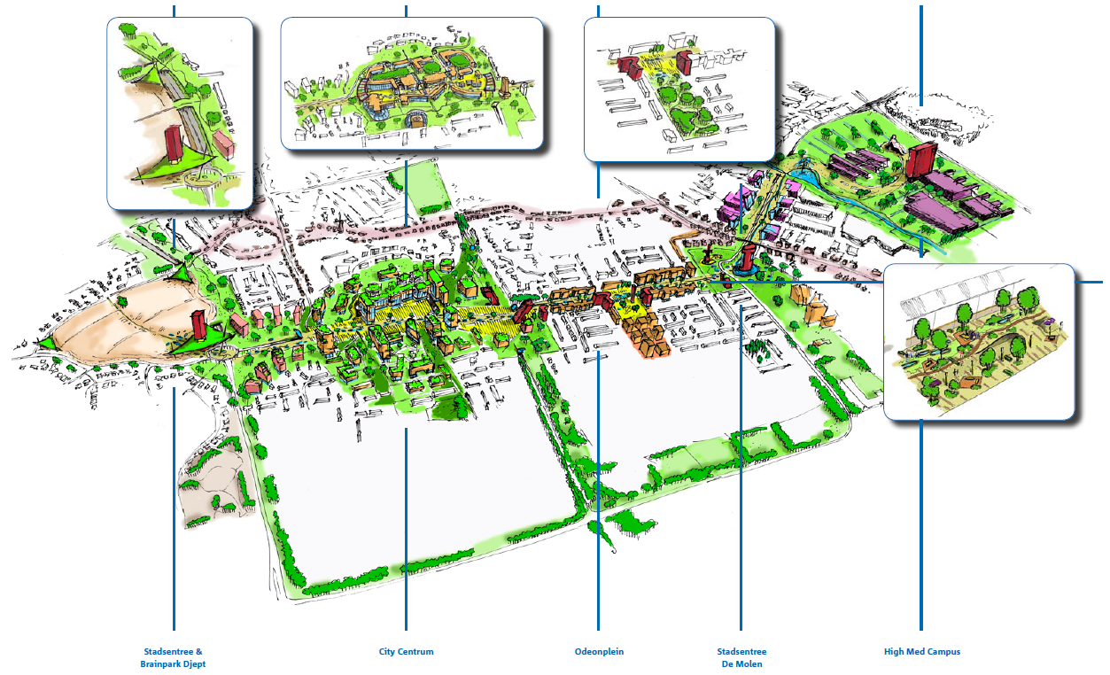 Design to build upon rural identities in urban planning
